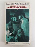 Libro L'ultimo saluto di Sherlock Holmes - Arthur Conan Doyle
