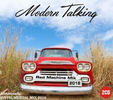 YS856AX -  MODERN TALKING - Red Machine Mix 2018 & Instrumental Mix 2016 /2CD