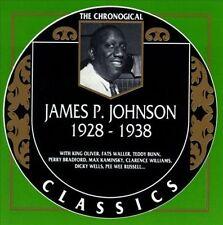 James P. Johnson: The Chronological Classics, 1928-1938, JOHNSON,JAMES P., , New