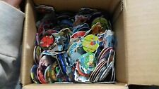 33 ASSORTED / TAZOS / POGS/ MEXICO / NO REPEAT / LOT / RARE + Protector sheet