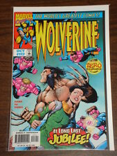WOLVERINE #117 VOL1 MARVEL COMICS X-MEN ZERO TOLERANCE OCTOBER 1997