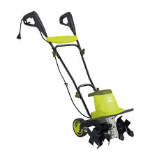Electric Garden Tiller/Cultivator 16 12 Amp Motor 3-Position Wheel Adjustment
