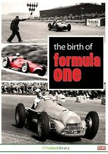 The Birth of Formula One (New DVD) 1950 British Grand Prix Silverstone F1 Fangio