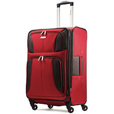 "Samsonite Aspire XLite 25"" Expandable Soft-Side Spinner Luggage (Red) 74570-1726"