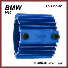 BMW M10 Oil Filter Cooler/Heat Sink Cover (Blue)