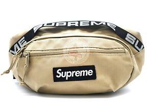 Supreme Waist Bag Tan (SS18)