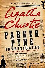 PARKER PYNE INVESTIGATES Agatha Christie BRAND NEW BOOK Ebay BEST PRICE!