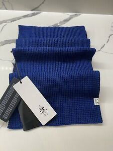 Genuine Men's CP Company Navy/black Beanie Hat And Scarf BNWT RRP £175 ❄️❄️
