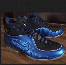 Nike 1/2 Cent Sz 13 Penny Hardaway Foamposite Orlando Magic Varsity Royal Blue