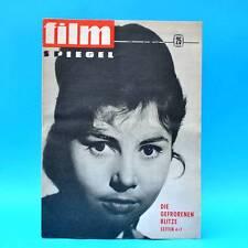 DDR Filmspiegel 25/1965 Renate Blume Die gefrorenen Blitze Werner Lierck Cubana