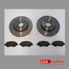 Peugeot 107 1.0 / 1.4 HDi 2005- Front Brake Discs and Pads