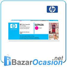 Toner HP Color Laserjet Q3963A Magenta 2550 / 2820 / 2840 Original Nuevo