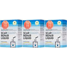 3 Pack ScarGuard MD Premium Liquid 0.5 Oz Each