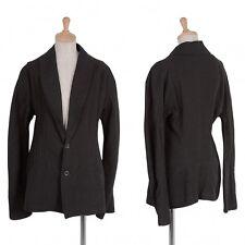 Yohji Yamamoto FEMME Linen Dyed Jacket Size 2(K-41961)