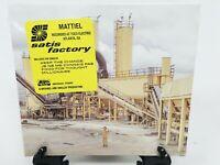 Mattiel Satis Factory CD Digipack New Sealed