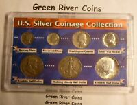 Type Coin Collection  Classic Old U.S. Coin 90% Silver  #USCC