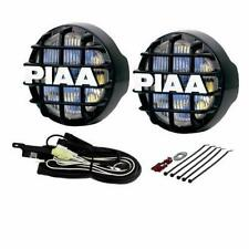 PIAA 510 Series 4 Inch Yellow Halogen Fog Light Kit, SAE Compliant - 5161