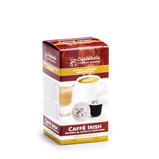 10 capsule Caffe' IRISH Cialdeitalia - compatibili NESPRESSO
