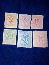 STAMPS - TIMBRE - POSTZEGELS - BELGIQUE - BELGIE 1957 NR1026A/27B  **( ref 2197)