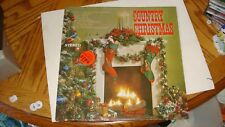 """""""Country Christmas"""" LP Factory Sealed Alshire Records Various Artisits"""