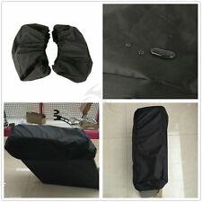 Waterproof Saddlebag Speaker Lid Cover For Harley Road King Street Glide Electra