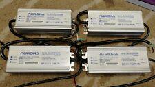 Job Lot of 4x Aurora AA-LED7024CVW 70w 24V 3.15A IP67 DC LED Drivers