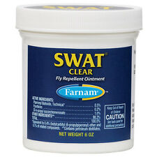 FARNAM SWAT CLEAR FLY PROTECTION REPELLENT REPELLENT 6 OZ HORSE Dog Pet medicine