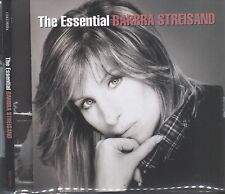 Essential Barbra Streisand - Barbra Streisand 2cd Essential Barbra Streisand