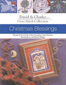 Christmas Blessings (Cross Stitch Collection), , New Book