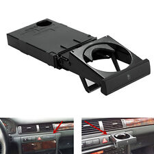 Cup Holder Black For AUDI A6 C5 98-05 A4 98-02