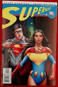 °ALL STAR SUPERMAN #3° US DC 2006 Von Grant Morrison & Frank Quately