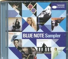 BLUE NOTE SAMPLER - VARIOUS ARTISTS - CD