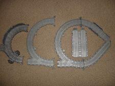 Lot of Thomas & Friends Take-N-Play Gray Plastic Train Track