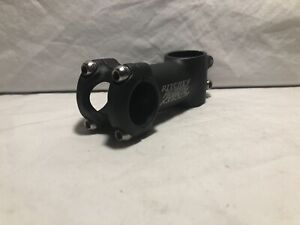 "Black Ritchey Pro 4-Axis 1 1/8"" Threadless 80mm 7º Rise 25.4mm Stem Charity"