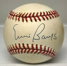 Ernie Banks Single Signed Baseball Autographed AUTO Chicago Cubs HOF