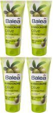 Olive Hand Cream  Balea Creme Pure Butter Dry Skin Soft Beauty Hands 4 x 3.4oz