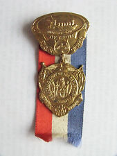 MICHIGAN CIVIL WAR GAR 48TH NATIONAL ENCAMPMENT MEDAL