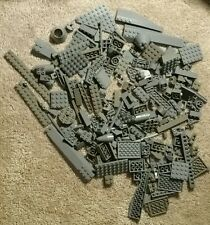 LEGO Dark Grey Specialty Brick Blocks Pieces castle city 3/4 Pound lot Star Wars