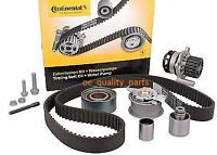 OEM CONTITECH TIMING BELT KIT WATER PUMP VW GOLF PASSAT B6 AUDI A3 A4 A6 2.0TDi