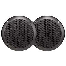 Axis Marine/Outdoor Speakers + 60W + 5 Inch + Ultra Slim + Waterproof +Black