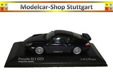 Porsche 911 GT3 1999 - Indigoblau metallic - ltd. Edition - Minichamps 1:43