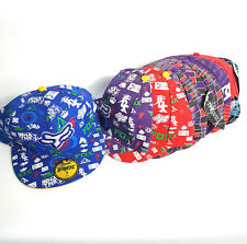 8x DCShoe Fox Ken Block New York Yankees Fitted Hat Bundle Collection Size 56 58