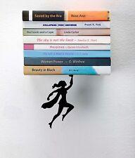 ARTORI Design Wondershelf Floating Bookshelf Super Girl Hidden Shelves for Home