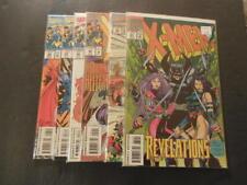 6 Iss X-Men #16-31 Nov 1993-Apr 1994 Modern Age Marvel Comics ID:41721