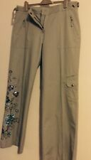 Ladies Kickers Trousers. size 16 Long. rrp: £50.00
