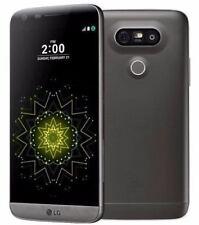 """Libre TELEFONO MOVIL 5.3"""" LG G5 H860N Dual SIM 32GB 3G/4G LTE 16MP GPS NFC -Gris"""