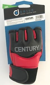 Century Drive Fight Gloves Red (Youth) Large/X-Large