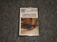 Carols From New College~Christian Holiday~SEALED/NEW~FAST SHIPPING!!!