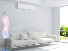 White floor lamp HBK004L modern contemporary lighting for living room, bedroom