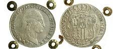 pcc2129_4) Napoli regno Ferdinando IV grana 120 piastra 1795 - PROFILO VARIATO